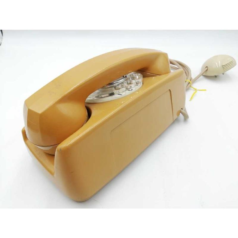 TELEFONO VINTAGE BEIGE ROTELLA GTE   Mercatino dell'Usato Moncalieri bengasi 4