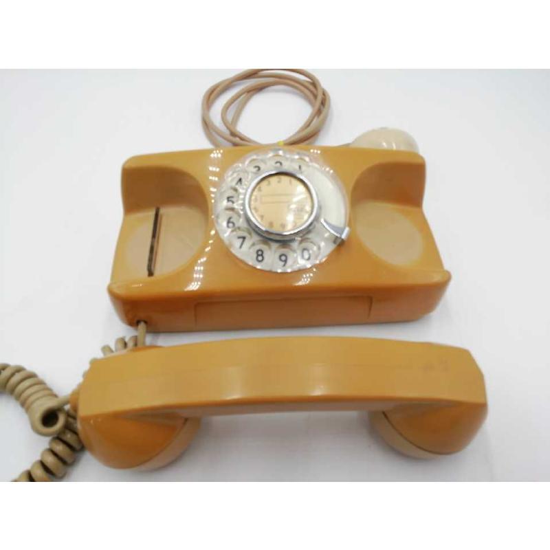 TELEFONO VINTAGE BEIGE ROTELLA GTE   Mercatino dell'Usato Moncalieri bengasi 5