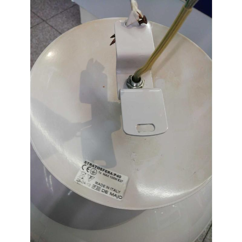 LAMPADARIO PALLA STRATOSFERA MAJOR   Mercatino dell'Usato Moncalieri bengasi 2