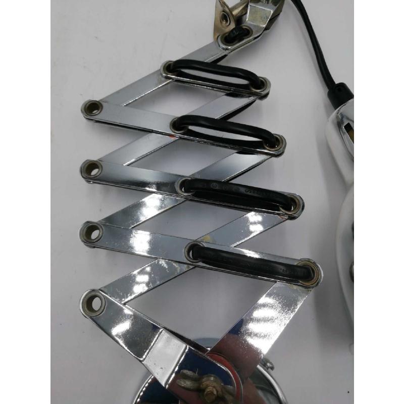 LAMPADA DA RIPARARE PINZA CROMATA | Mercatino dell'Usato Moncalieri bengasi 3