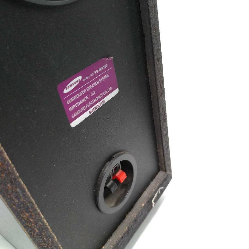 CASSE ACUSTICHE TRIS 2.1 SAMSUNG BLACK  | Mercatino dell'Usato Moncalieri bengasi 3