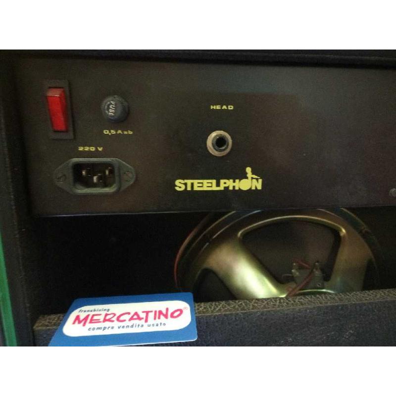AMPLIFICATORE STEELPHON KA60 | Mercatino dell'Usato Moncalieri bengasi 4
