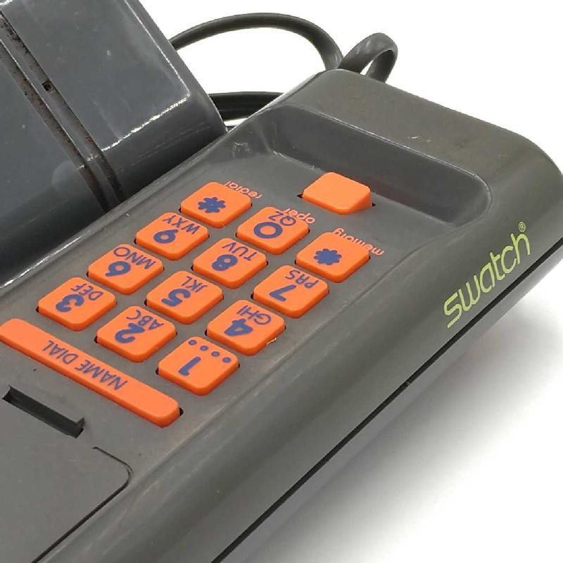 TELEFONO COLLEZIONE SWATCH TWIN | Mercatino dell'Usato Moncalieri bengasi 3