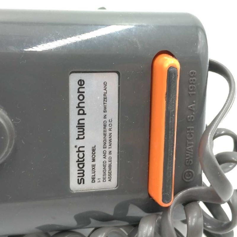 TELEFONO COLLEZIONE SWATCH TWIN | Mercatino dell'Usato Moncalieri bengasi 4