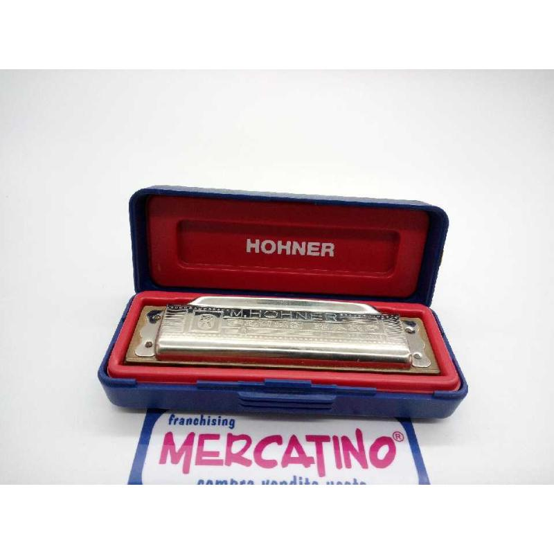 ARMONICA A BOCCA HONER BLUES HARP   Mercatino dell'Usato Moncalieri bengasi 1