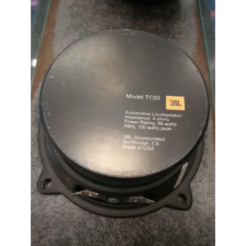 DIFFUSORI MIDRANGE JBL TC50 COPPIA DIAMETRO 13 | Mercatino dell'Usato Moncalieri bengasi 2