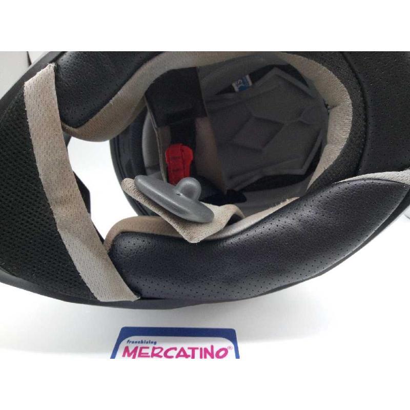 CASCO MOTO INTERALE CGM GRIGIO    Mercatino dell'Usato Moncalieri bengasi 4