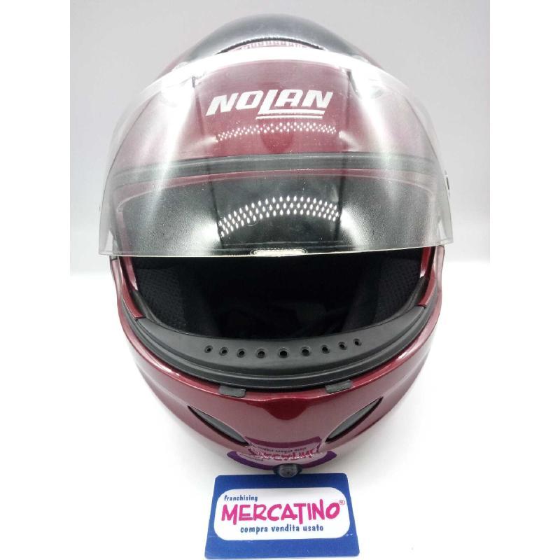 CASCO MOTO NOLAN RED XS 100 | Mercatino dell'Usato Moncalieri bengasi 1