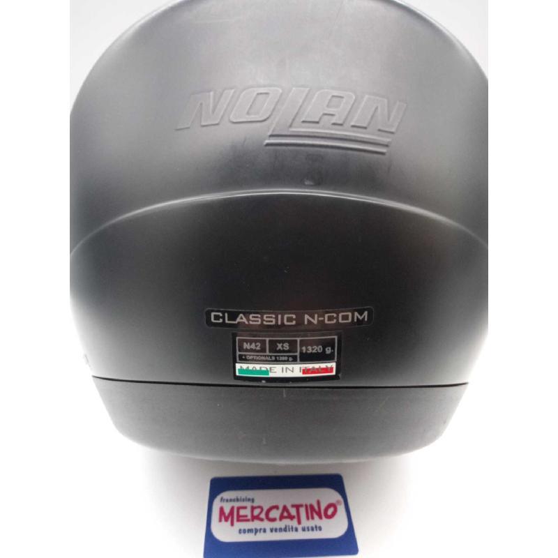 CASCO MOTO NOLAN NCOM 42   Mercatino dell'Usato Moncalieri bengasi 3