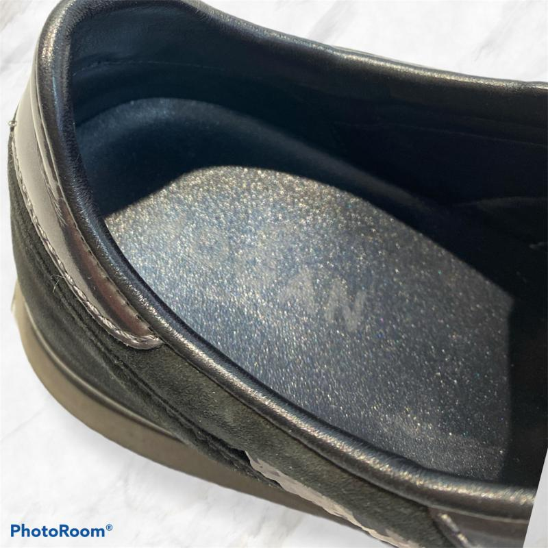 SCARPE DONNA HOGAN NERE SCAMOSCIATE PAILETTES | Mercatino dell'Usato Moncalieri bengasi 3
