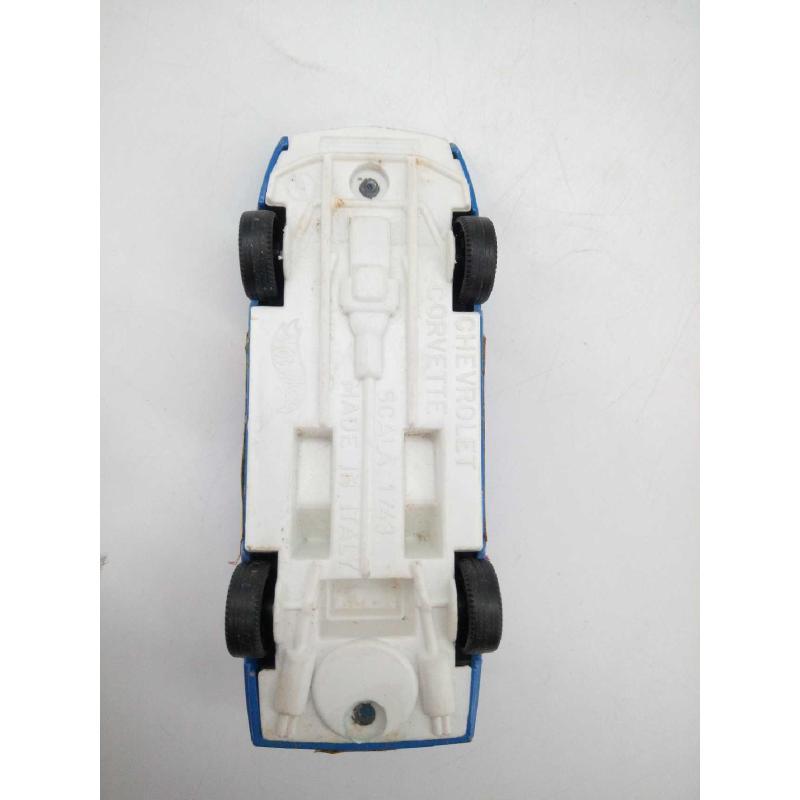 MODELLINO AUTO CHEVROLET CORVETTE HOT WHEELS  | Mercatino dell'Usato Moncalieri bengasi 3