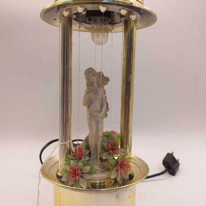LAMPADA OLIO C/VENERE H. 33 | Mercatino dell'Usato Moncalieri bengasi 2