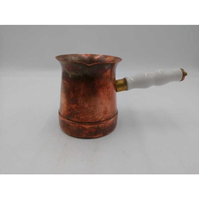 CAFFETTIERA TURCA RAME | Mercatino dell'Usato Moncalieri bengasi 1