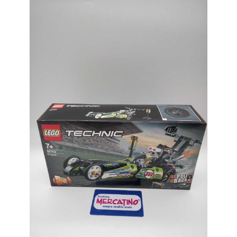 LEGO TECHNIC PULL BACK 42103 SIGILLATO | Mercatino dell'Usato Moncalieri bengasi 1