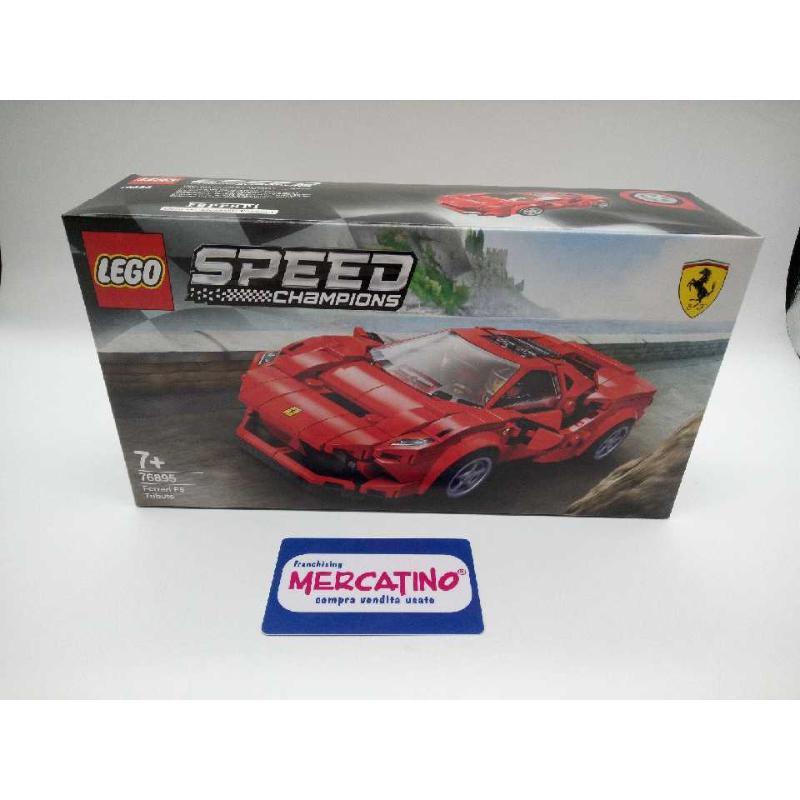 LEGO SPEED CHAMPIONS FERRARI F8 76895 SIGILLATO | Mercatino dell'Usato Moncalieri bengasi 1