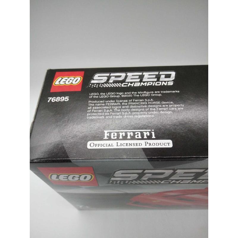 LEGO SPEED CHAMPIONS FERRARI F8 76895 SIGILLATO | Mercatino dell'Usato Moncalieri bengasi 2
