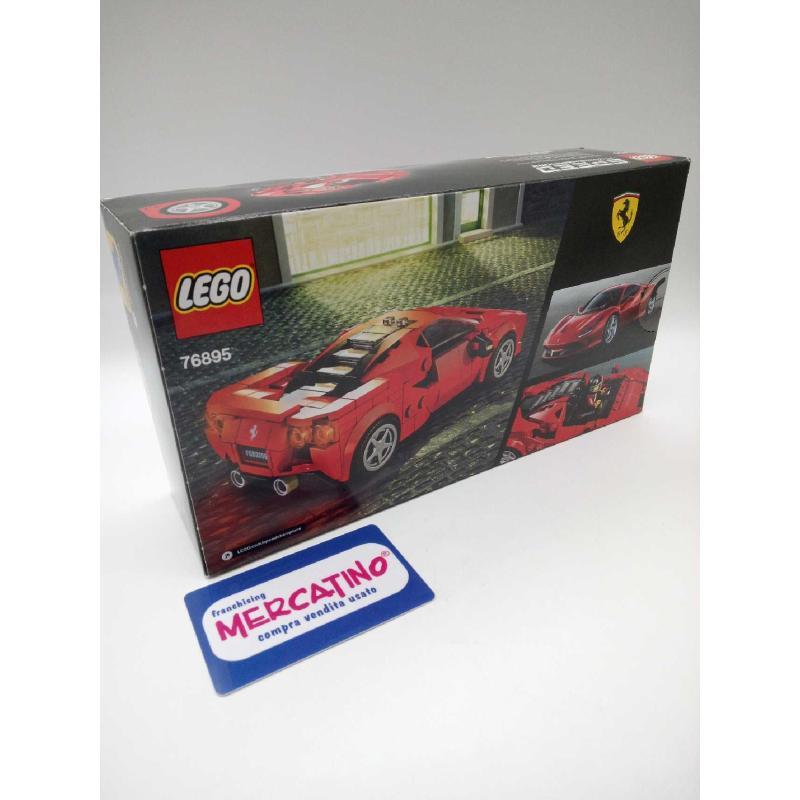 LEGO SPEED CHAMPIONS FERRARI F8 76895 SIGILLATO | Mercatino dell'Usato Moncalieri bengasi 3