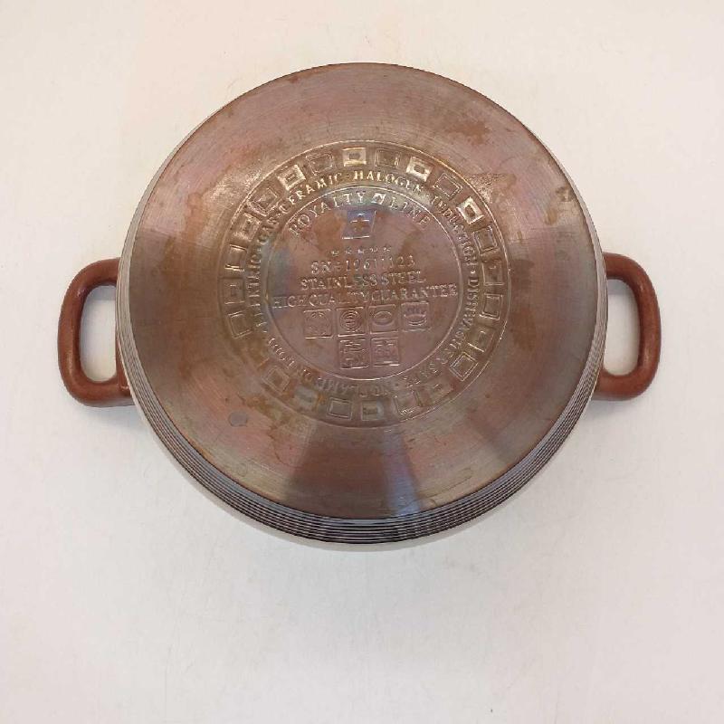 PENTOLA INOX | Mercatino dell'Usato Moncalieri bengasi 3