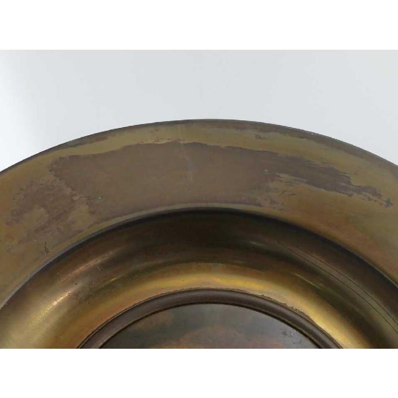 PIATTO METALLO C/INTERNO PLACCA SIGNORE PALPEGGIATORE    Mercatino dell'Usato Moncalieri bengasi 3