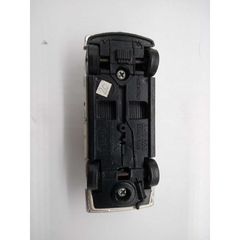 BMW 320 A113 1:43 MEBETOYS   Mercatino dell'Usato Moncalieri bengasi 4