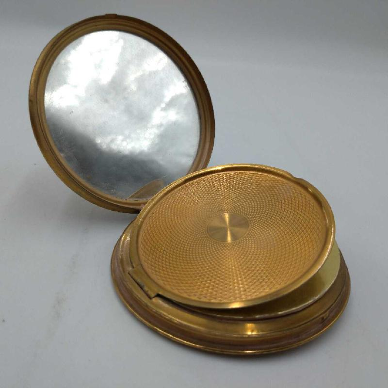 PORTA CIPRIA OTTONE DA BORSETTA   Mercatino dell'Usato Moncalieri bengasi 1