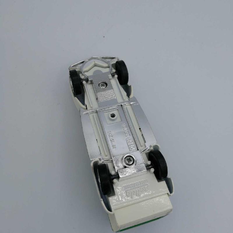 MODELLINO AUTO SOLIDO DODGE SUN CLUB 1/43 | Mercatino dell'Usato Frossasco 2