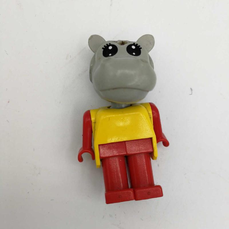PUPAZZO IPPOPOTAMO LEGO   Mercatino dell'Usato Frossasco 1