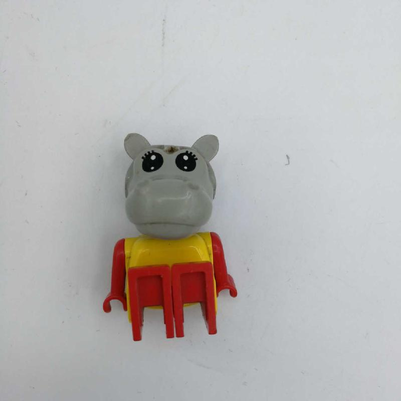 PUPAZZO IPPOPOTAMO LEGO   Mercatino dell'Usato Frossasco 2