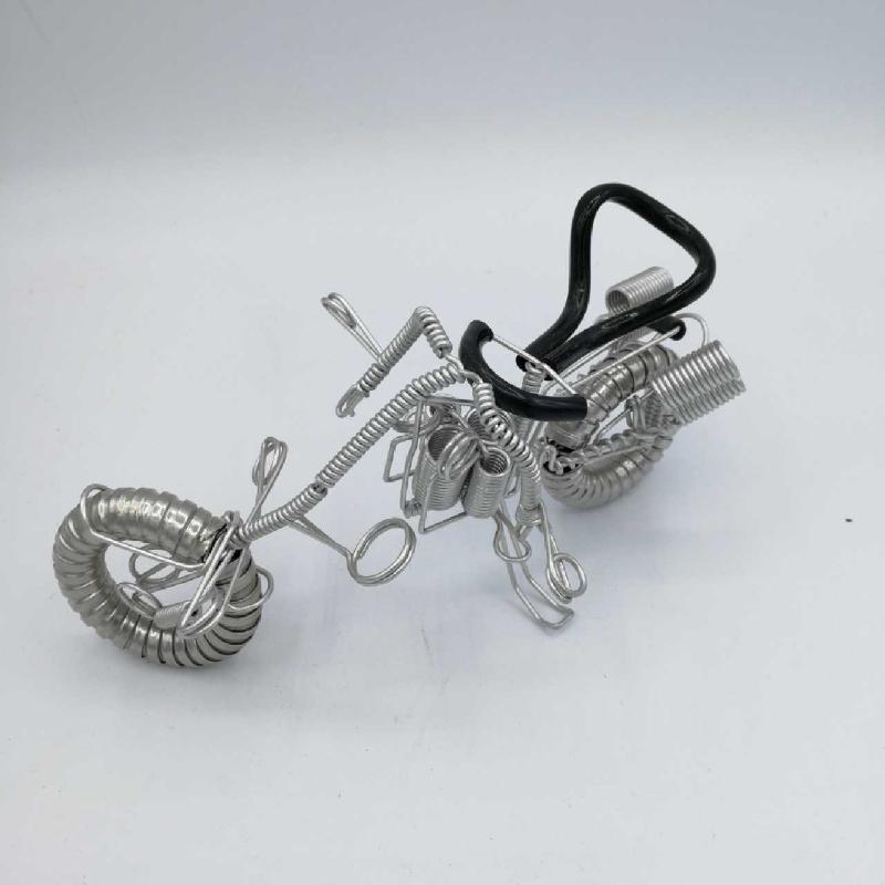 MODELLINO MOTO MOLLE ARTIGIANALE | Mercatino dell'Usato Frossasco 1
