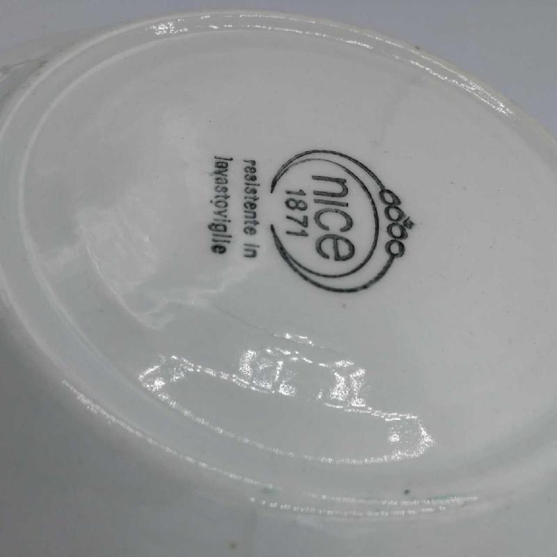 PIATTI PZ.2 CER BCA/BLU NICE 1871 | Mercatino dell'Usato Frossasco 3