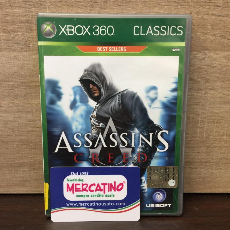 GIOCO XBOX 360 ASSASINS CREED | Mercatino dell'Usato Torino via gorizia 1