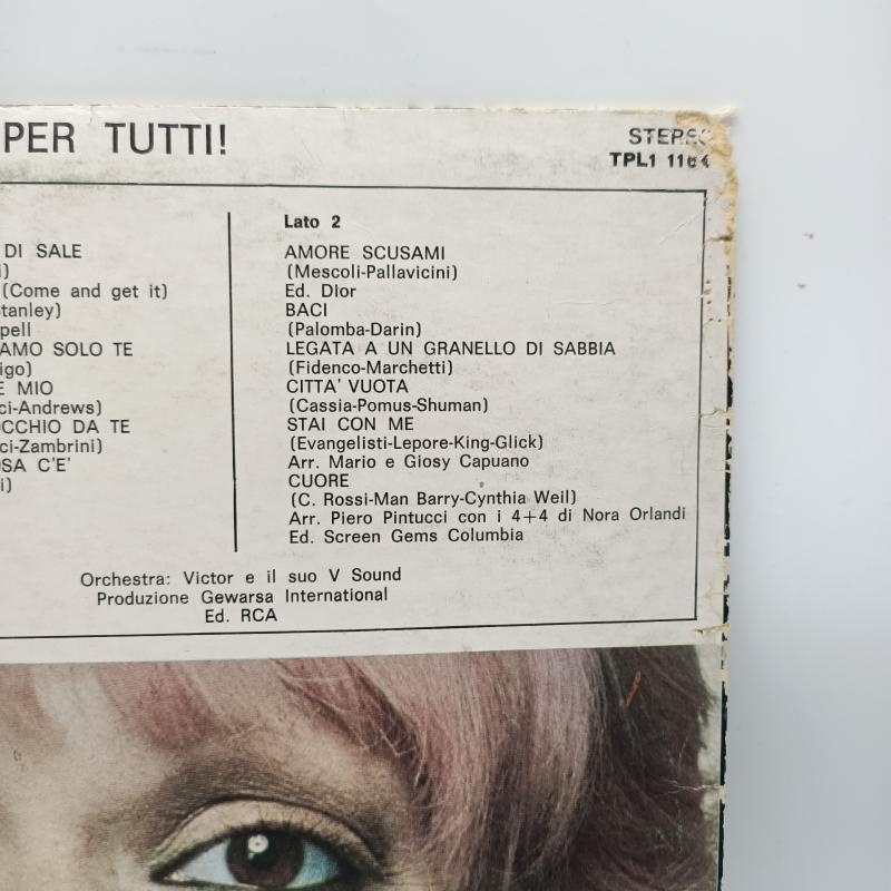 LP RITA PAVONE - RITA PER TUTTI   Mercatino dell'Usato Torino via gorizia 3