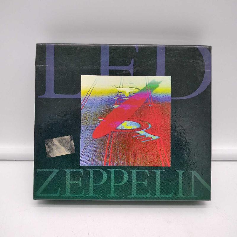 MUSICASSETTA LED ZEPPELIN BOXED SET2   Mercatino dell'Usato Torino via gorizia 1