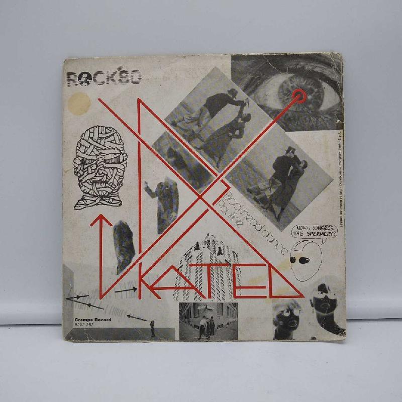 LP X RATED (2) - BLOCKHEAD DANCE / ROUTINE  | Mercatino dell'Usato Torino via gorizia 2
