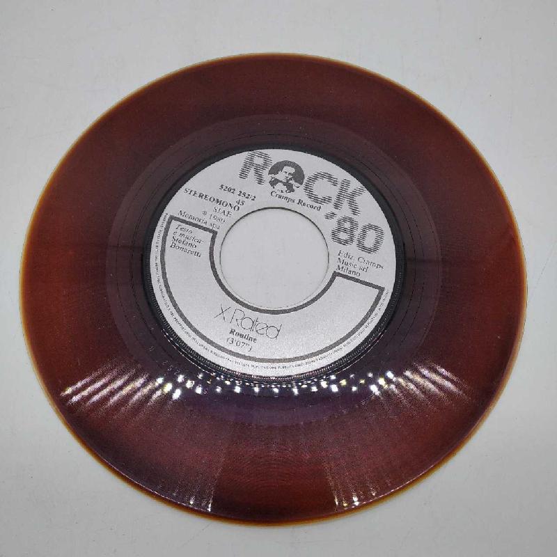 LP X RATED (2) - BLOCKHEAD DANCE / ROUTINE  | Mercatino dell'Usato Torino via gorizia 3