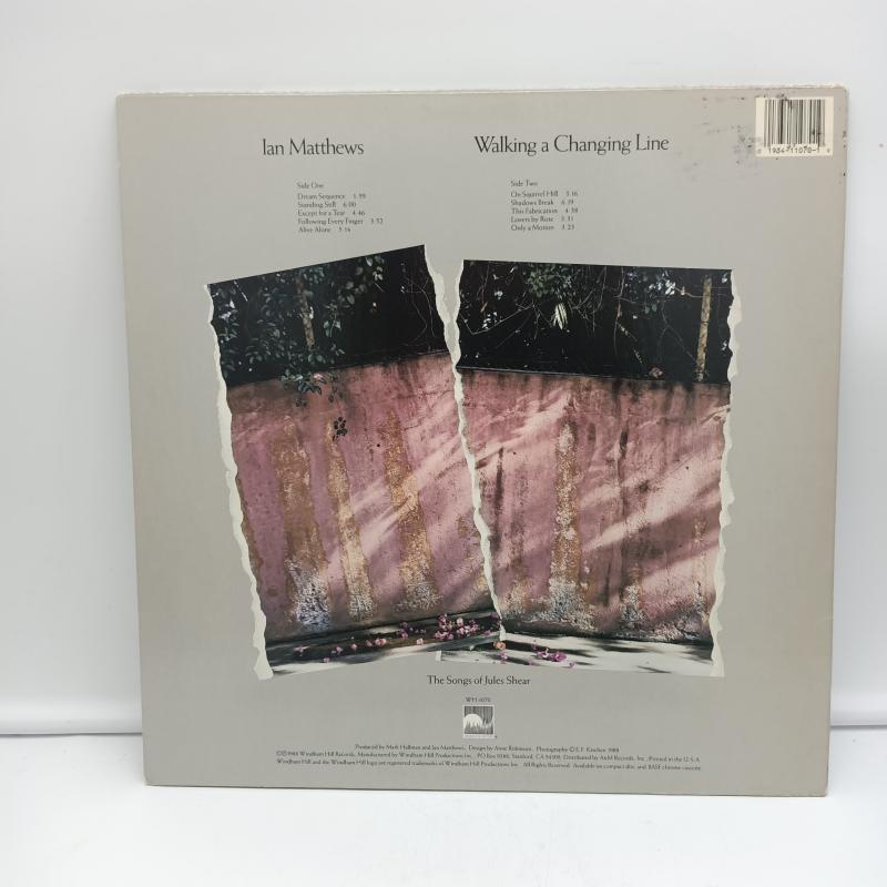 LP IAN MATTHEWS* - WALKING A CHANGING LINE | Mercatino dell'Usato Torino via gorizia 2