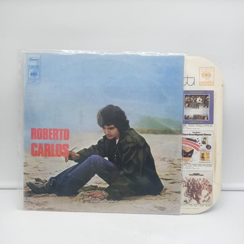 LP ROBERTO CARLOS - ROBERTO CARLOS   Mercatino dell'Usato Torino via gorizia 3