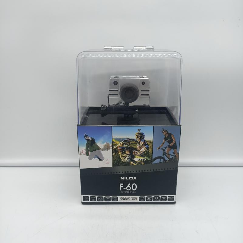 ACTION CAMERA NILOX F60 FULL HD   Mercatino dell'Usato Torino via gorizia 1