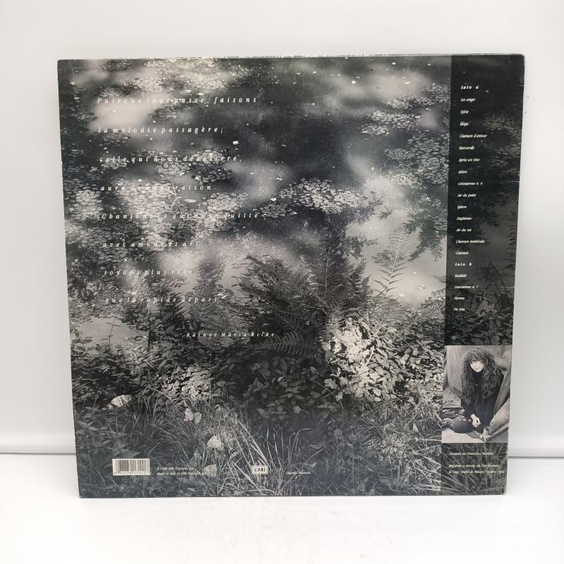 LP ALICE (4) - MÉLODIE PASSAGÈRE (ALICE CANTA SATIE, FAURÉ, RAVEL)   Mercatino dell'Usato Torino via gorizia 2
