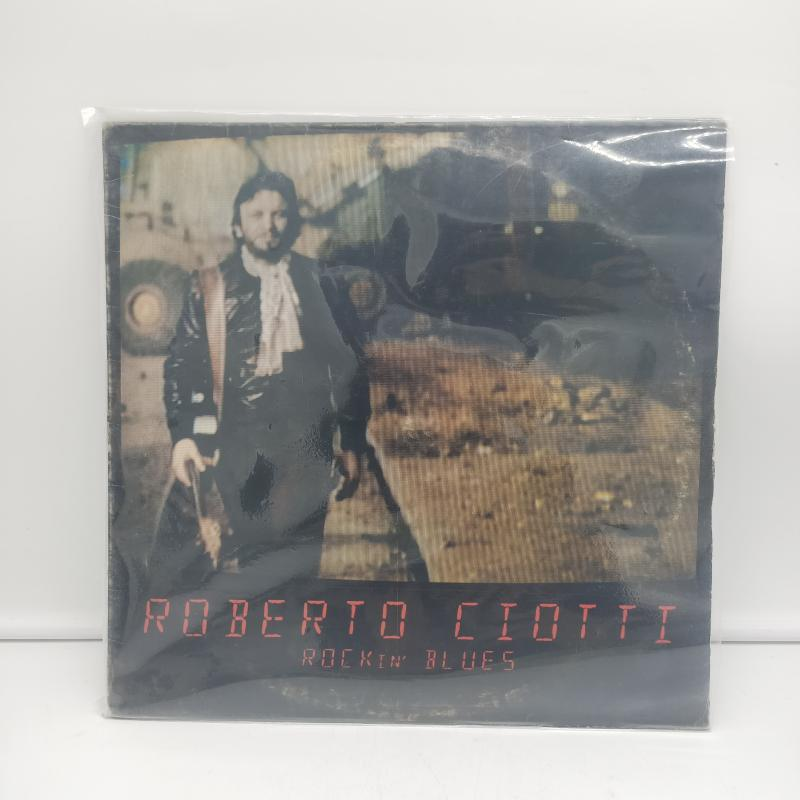 LP ROBERTO CIOTTI - ROCKIN' BLUES | Mercatino dell'Usato Torino via gorizia 1