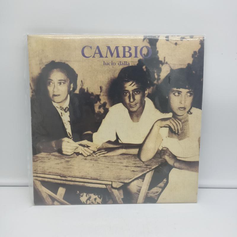 LP LUCIO DALLA - CAMBIO | Mercatino dell'Usato Torino via gorizia 1