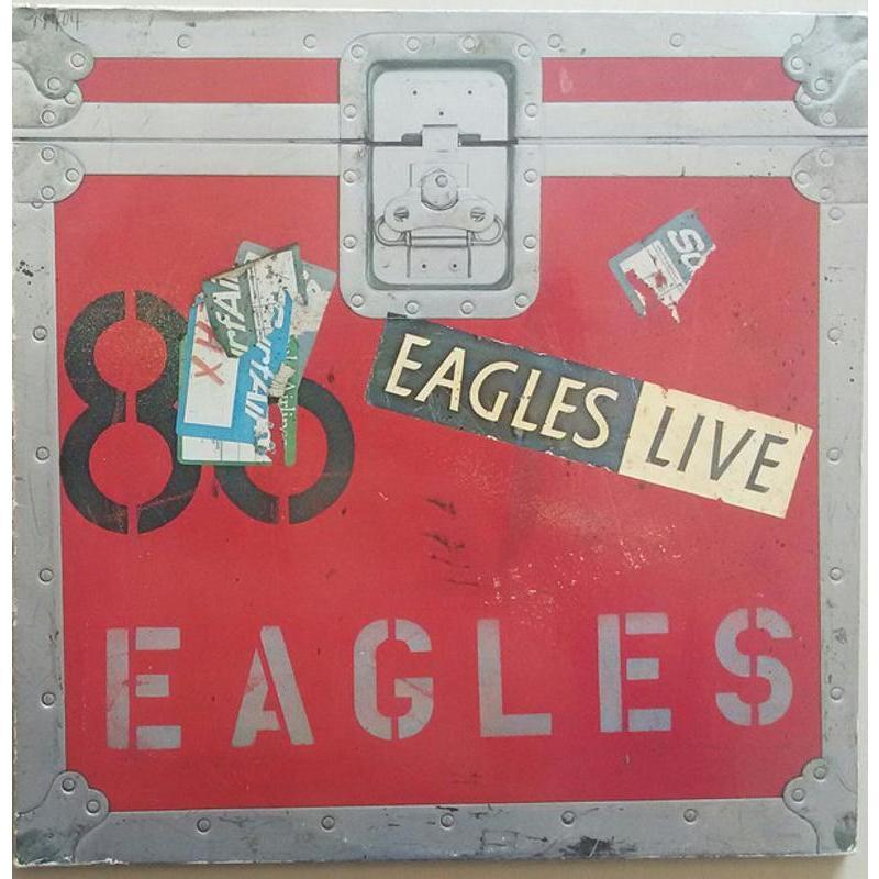 EAGLES - EAGLES LIVE   Mercatino dell'Usato Torino via gorizia 1