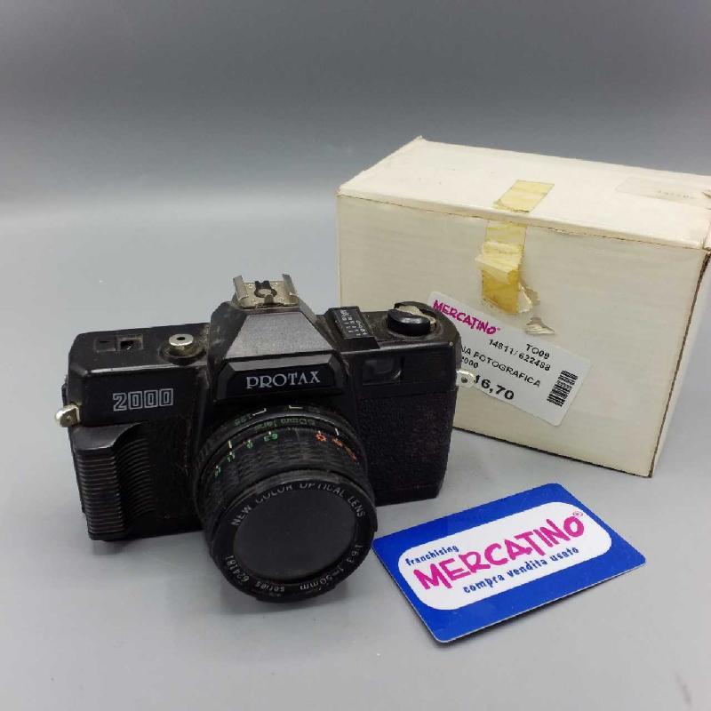MACCHINA FOTOGRAFICA PROTAX 2000 | Mercatino dell'Usato Chivasso 1