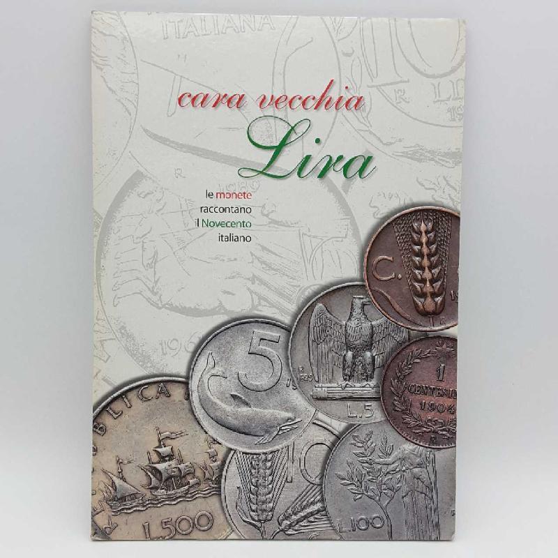 MONETE PZ. SET CARA VECCHIA LIRA | Mercatino dell'Usato Torino c.so traiano 1