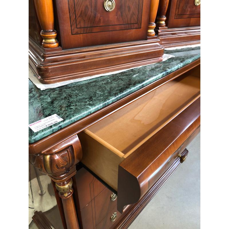 COMO' + COMODINI PIANO IN MARMO  | Mercatino dell'Usato Nichelino bardonecchia 4