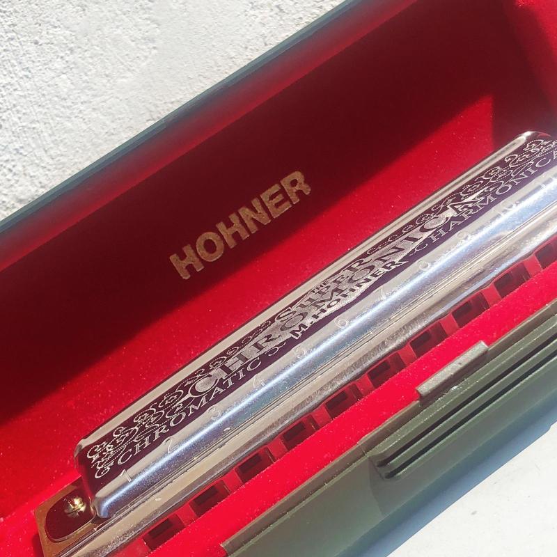 HOHNER SUPER CHROMONICA SI(B) | Mercatino dell'Usato Nichelino bardonecchia 1