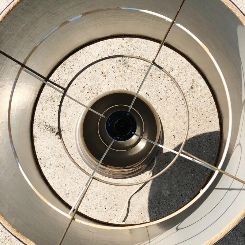 LAMPADA CROMATA CAPPELLO BLU NAVY | Mercatino dell'Usato Nichelino bardonecchia 4