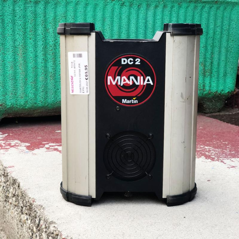 MARTIN DC2 MANIA (FIRE FX) | Mercatino dell'Usato Nichelino bardonecchia 1