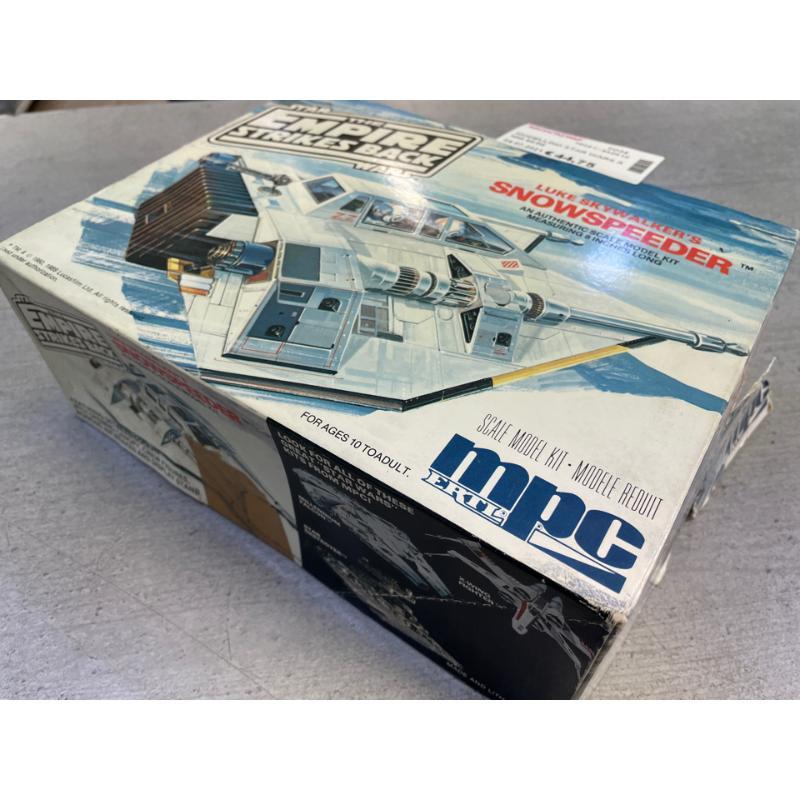 MODELLINO STAR WARS ANNI 80/90 | Mercatino dell'Usato Nichelino bardonecchia 3