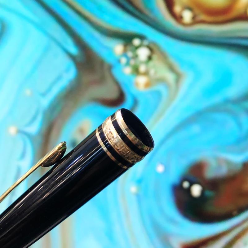 PENNA A SFERA MONTBLANC MEISTERSTUCK   Mercatino dell'Usato Nichelino bardonecchia 2